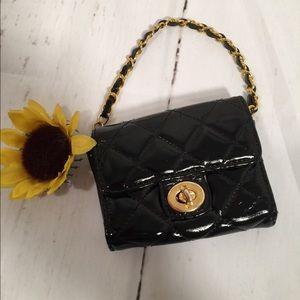 Betsyville mini purse by Betsy Johnson.
